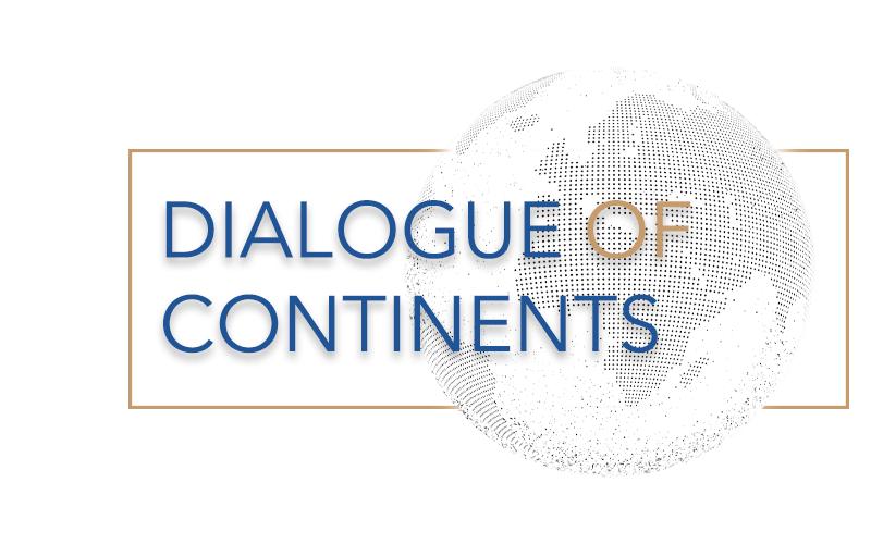 GFR - Logo Dialogue of Continents